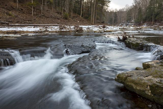Blackburn Fork Creek, Jackson Co, TN