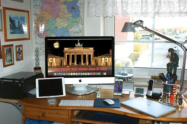 Neuer iMAC 27 Zoll Baujahr 2019 (Schönes Biest!) 39.776x anges.