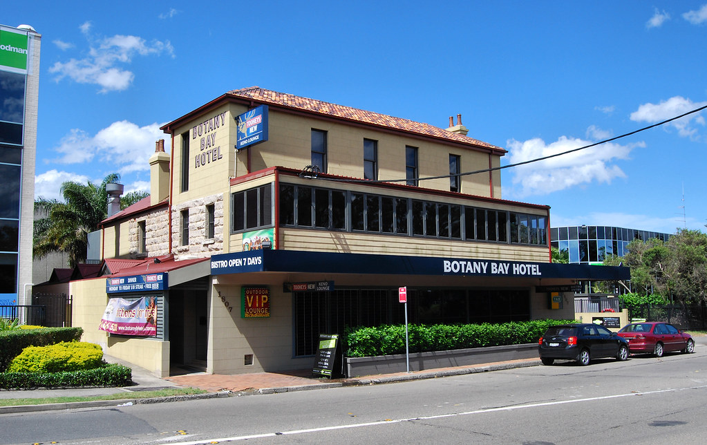 Botany Bay Hotel, Banksmeadow, Sydney, NSW