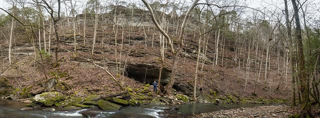Window Cliffs Cave, Putnam Co, TN