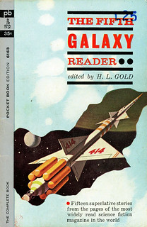 Pocket Books 6163 - H. L. Gold - The Fifth Galaxy Reader