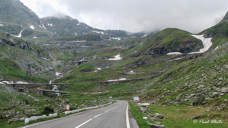 Transfagarasan Highway - Romania