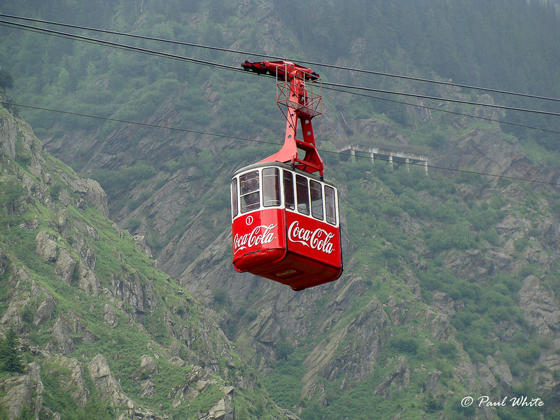 Cable car - Transfagarasan
