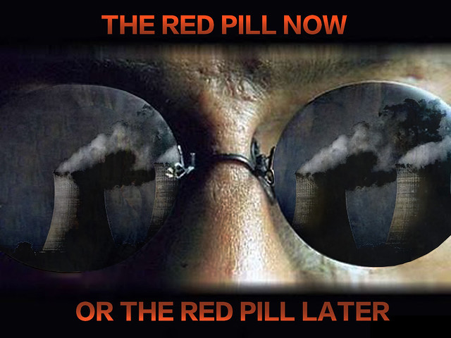 The Red Pill Now, Or The Red Pill Later