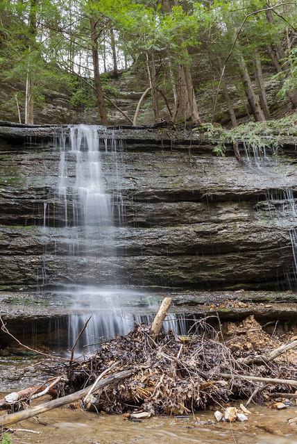 Bowman Falls, Jackson County, Tennessee