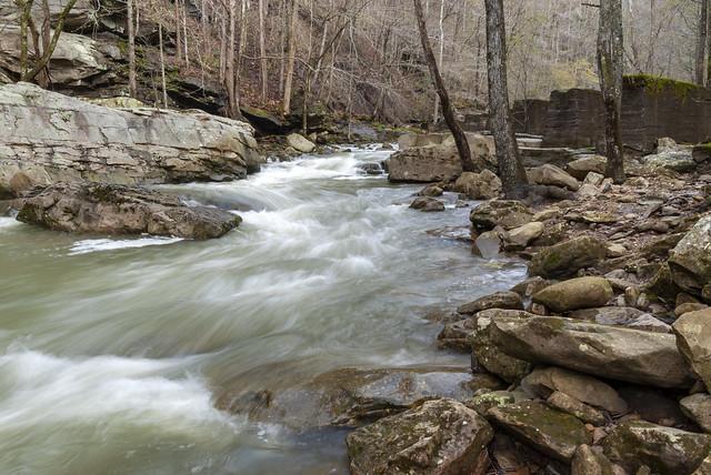 Richland Creek 2, Laurel Snow SNA, Rhea Co, TN