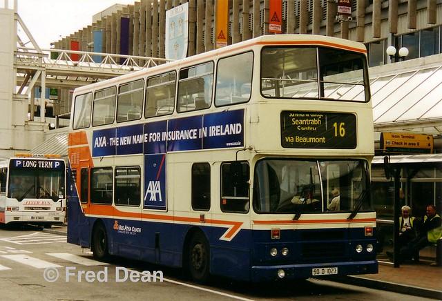 Dublin Bus RH27 (90D1027).