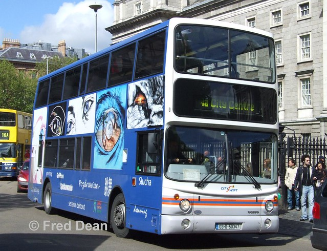 Dublin Bus AV347 (03D50347).