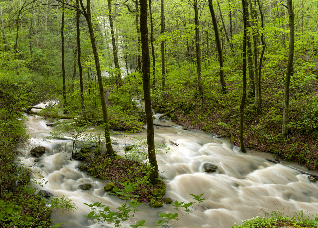 Lost Creek Falls, White County, Tennessee