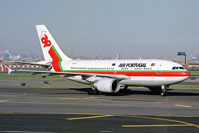 CS-TEI 1 Airbus A310-304 TAP Air Portugal EWR 29APR00