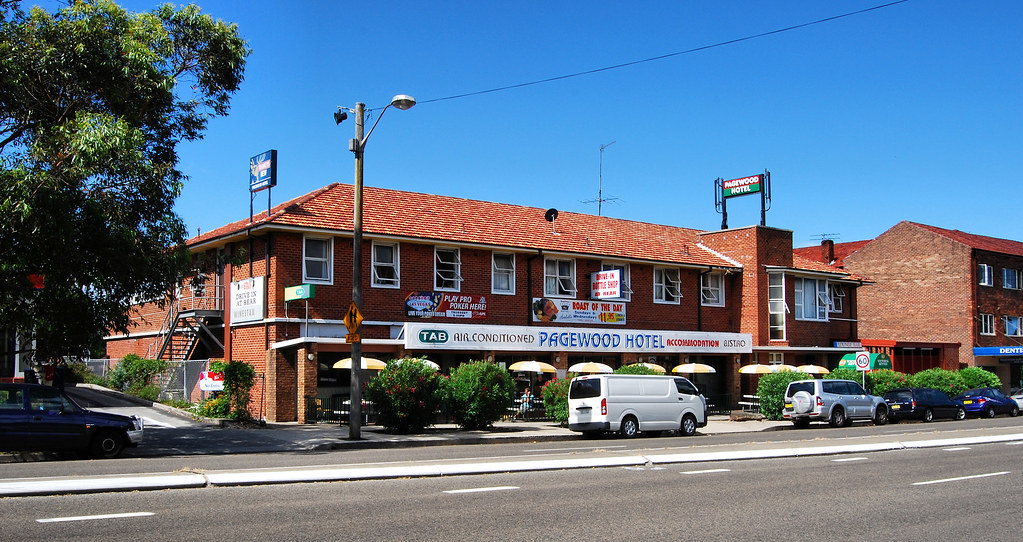 Pagewood Hotel, Pagewood, Sydney, NSW