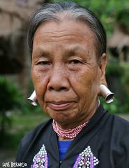 Mujer de la Etnia Lahu - Tailandia
