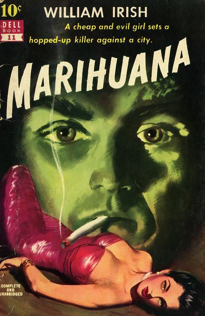 Dell 10 Cent Books 11 - William Irish - Marihuana