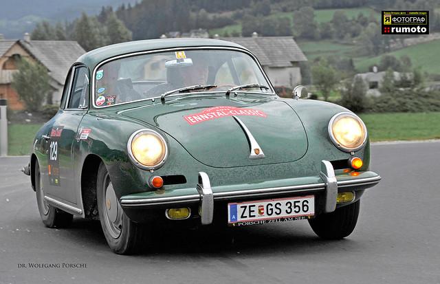 Porsche 356 Carrera 2 1962 Dr. Wolfgang Porsche (c) 2011 Берни Эггерян :: rumoto images 2446