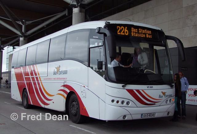 Bus Éireann VC 301 (03-D-46349).
