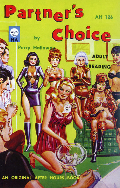 After Hours Books 126 - Perry Holloway - Partner's Choice