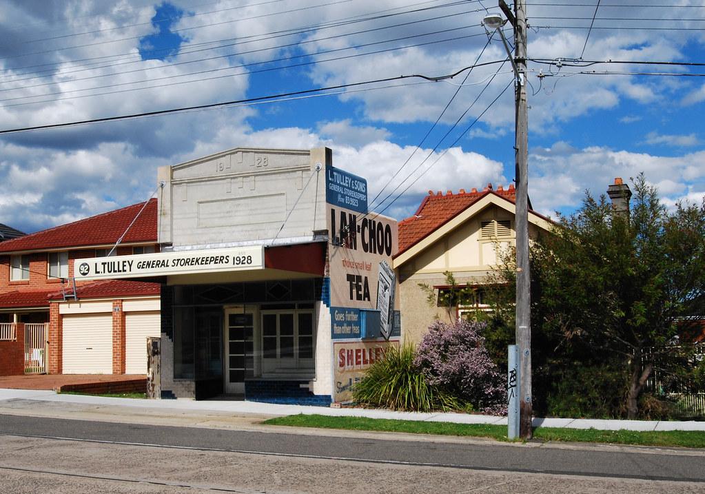 Ex Shop, Chiswick, Sydney, NSW.