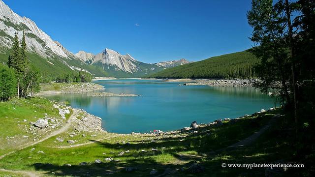 Lake Medecine - Alberta, Canada