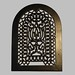 "arched antique cast iron grate, sandblasted and powder coated.  *our antique register selection is constantly changing - please call or come in if you are looking for a specific size or style*  <a href=""http://www.thedoorstore.ca"" rel=""noreferrer nofollow"">www.thedoorstore.ca</a>"