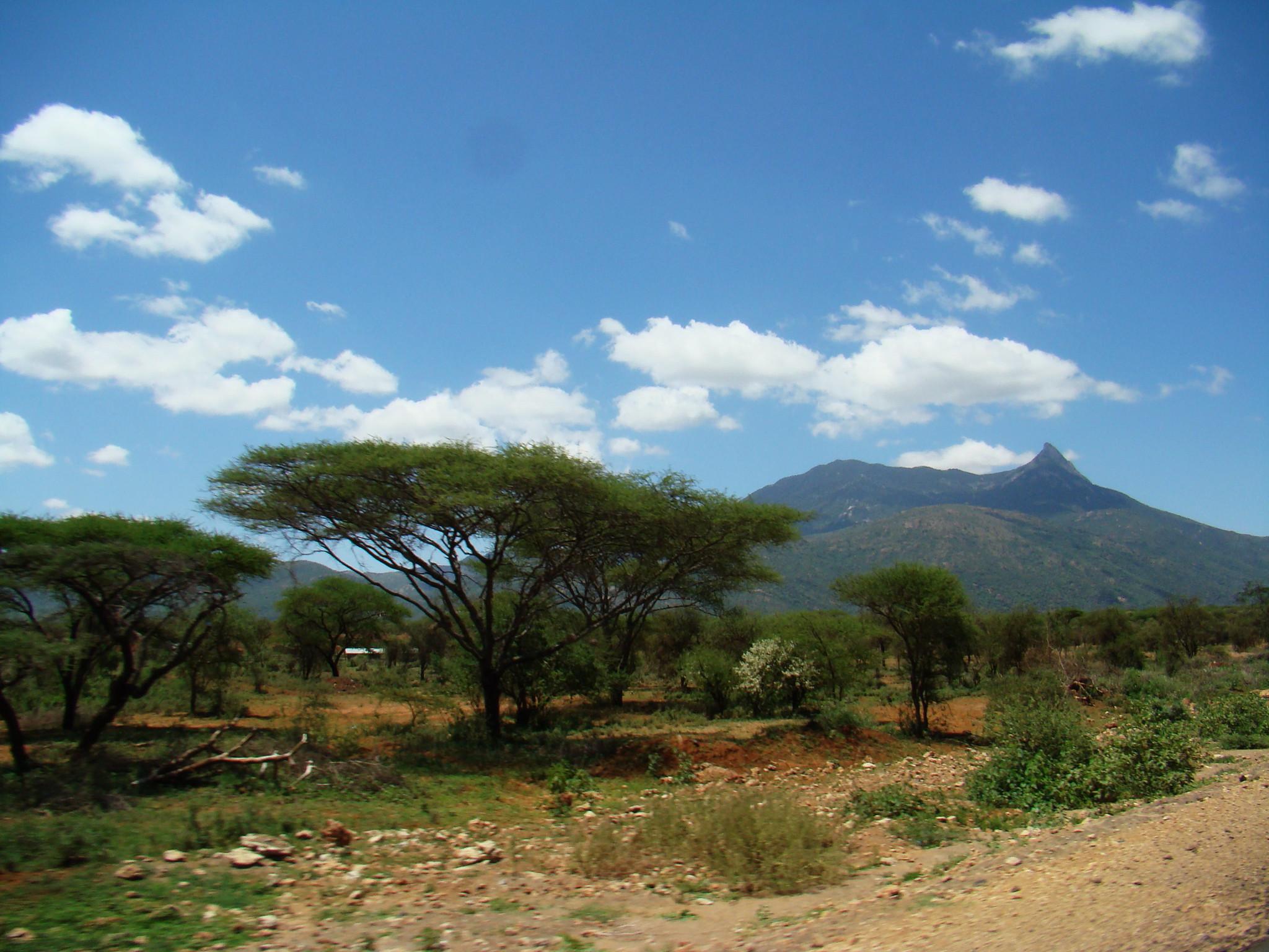 Tanzania Paisaje