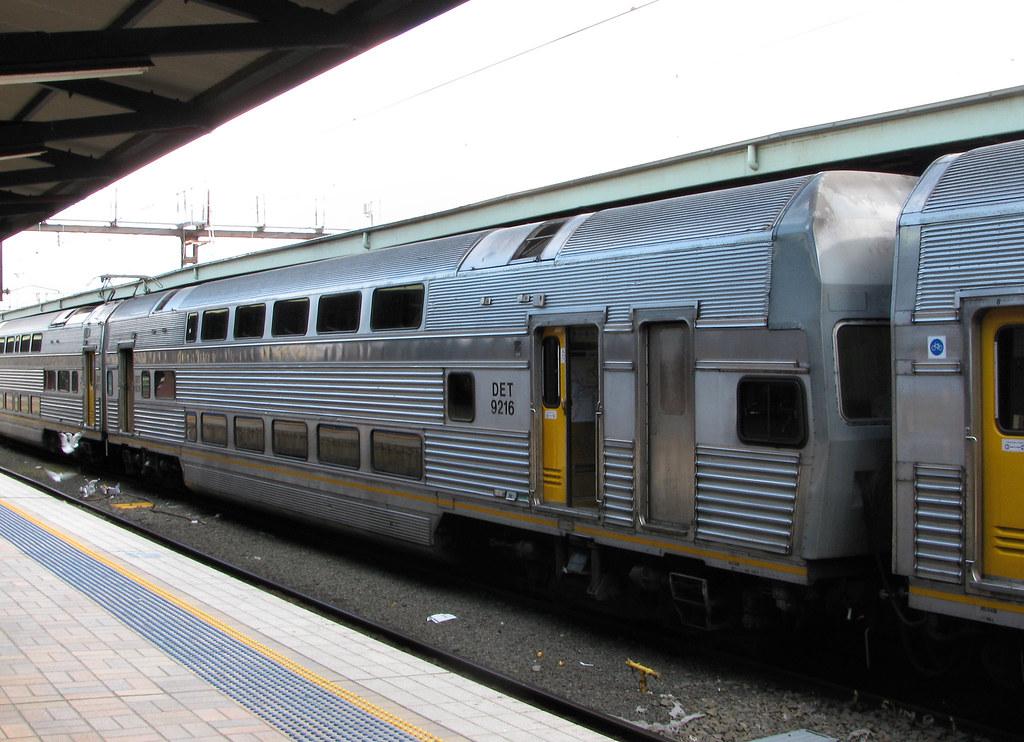 DET, Sydney Station, Sydney, NSW by dunedoo