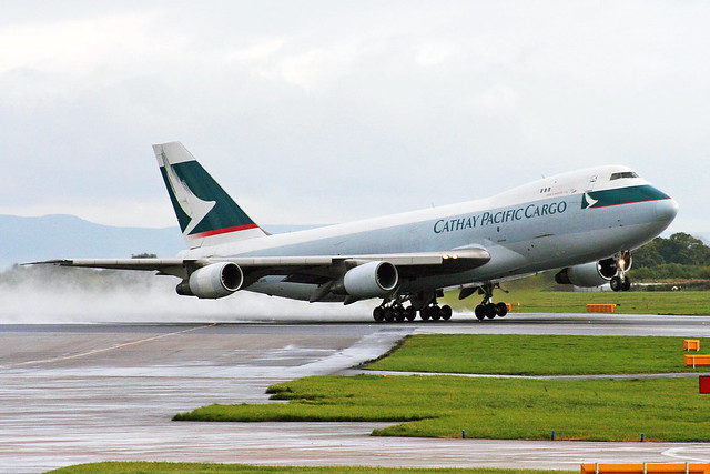 B-HME 3 Boeing 747-2L5B(F) Cathay Pacific Airways Cargo MAN 21OCT05