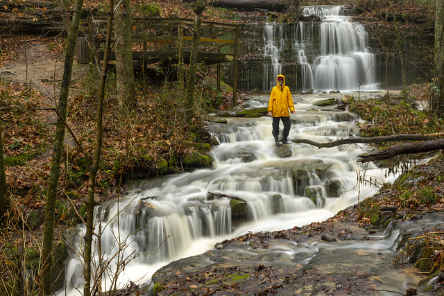 Janice Curtis, City Lake Falls, Putnam County, Tennessee