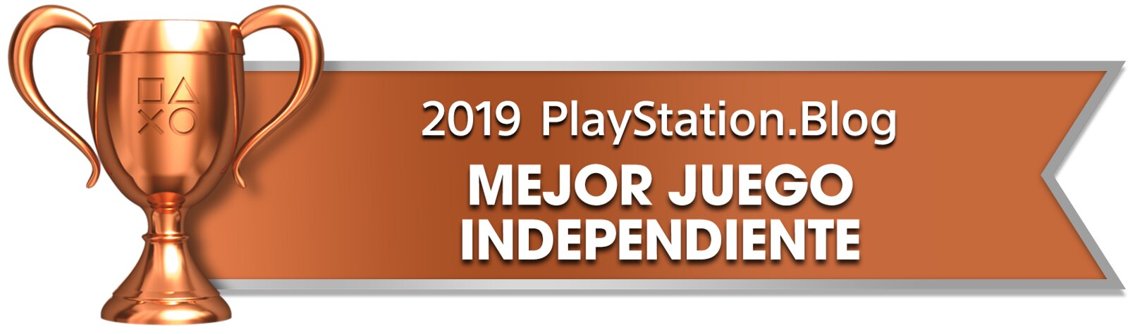 PS Blog Game of the Year 2019 - Best Independent Game - 4 - Bronze