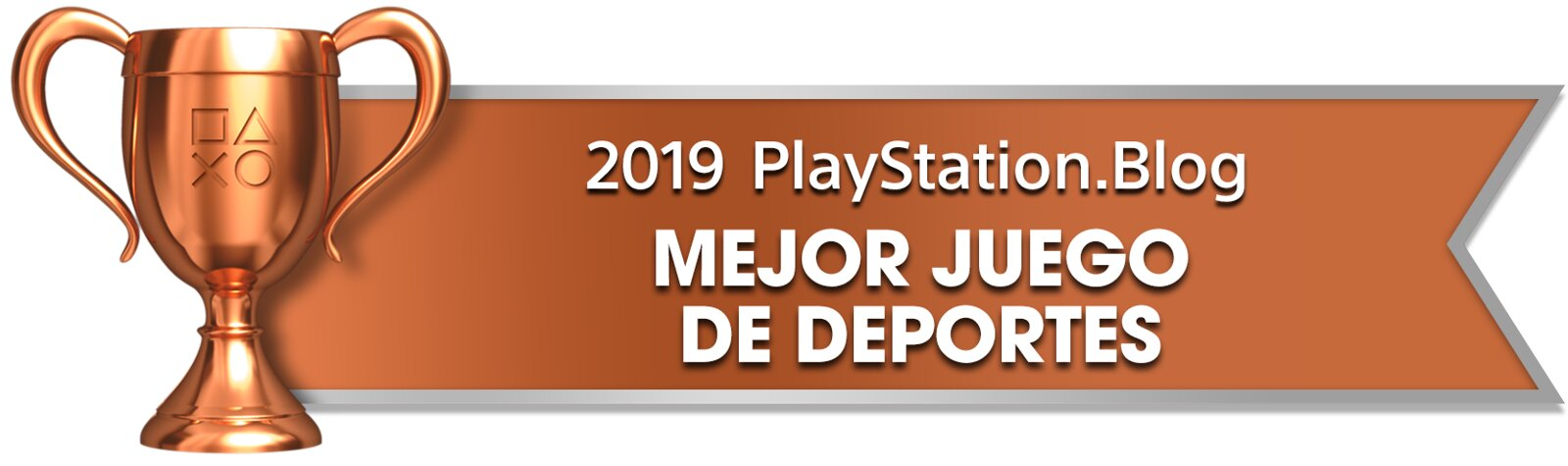 PS Blog Game of the Year 2019 - Best Sports Game - 4 - Bronze