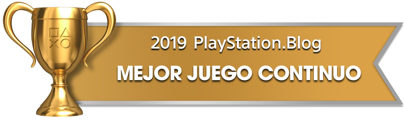 PS Blog Game of the Year 2019 - Best Ongoing Game - 2 - Gold
