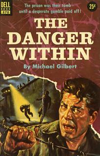 Dell Books 870 - Michael Gilbert - The Danger Within