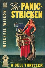 Dell Books 263 - Mitchell Wilson - The Panic-Stricken