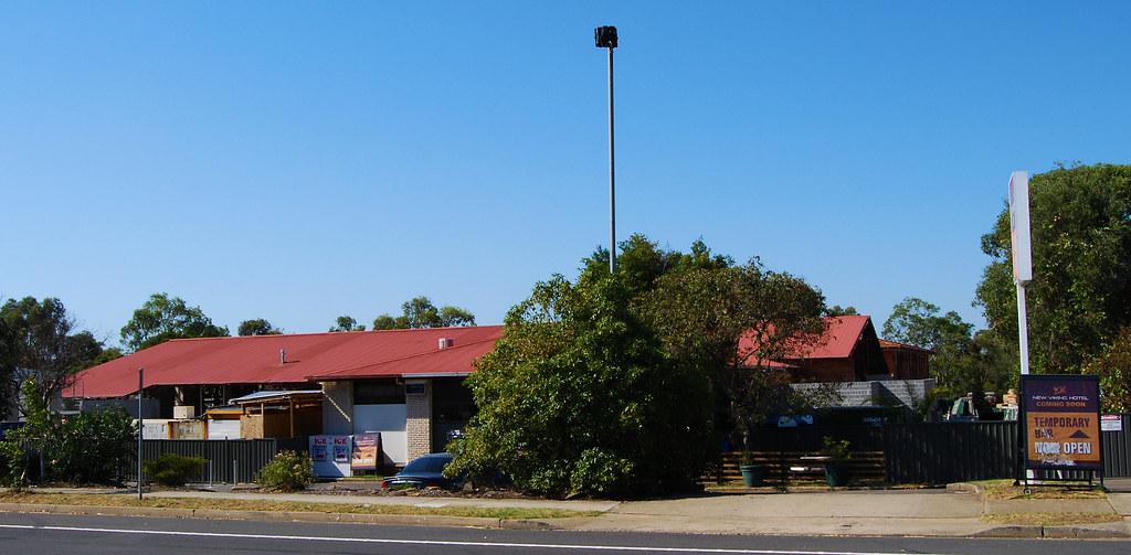 Temporary Mill Hotel, Milperra, Sydney, NSW