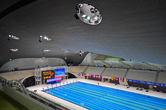 London Aquatics Centre / Main Pool