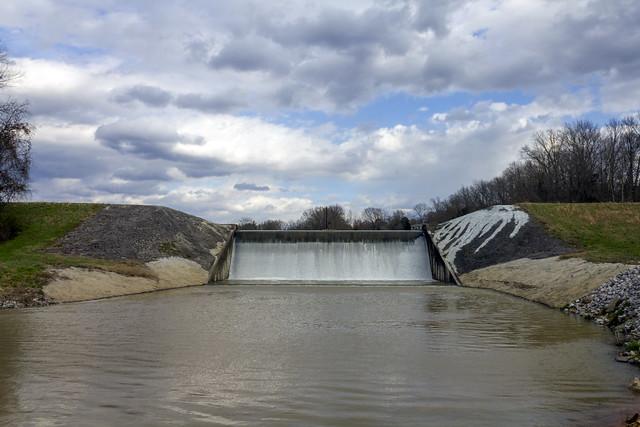 Livingston City Lake Dam, Carr Creek, Overton County, Tennessee 1