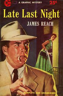 Graphic Books 130 - James Reach - Late Last Night