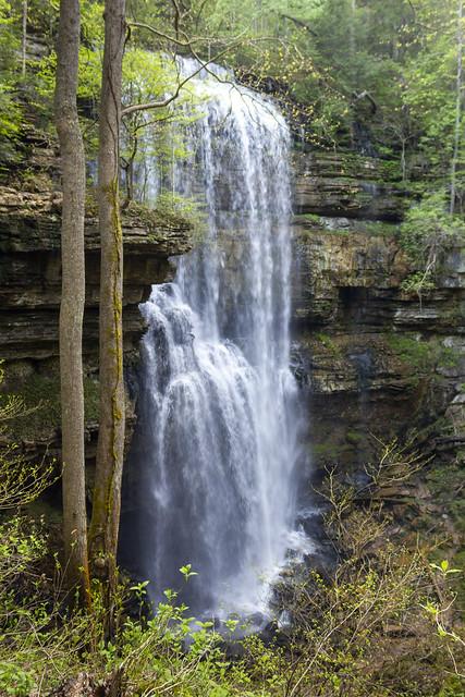 Virgin Falls, Virgin Falls SNA, White County, Tennessee