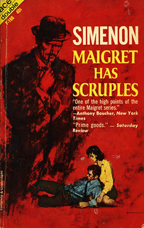 Ace Books F-166a - Georges Simenon - Maigret Has Scruples