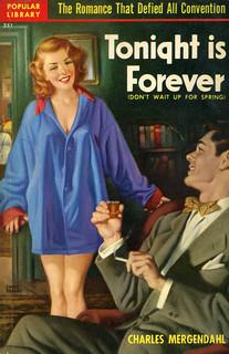 Popular Library 351 - Charles Mergendahl - Tonight is Forever