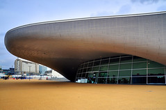 London Aquatics Centre / Exterior