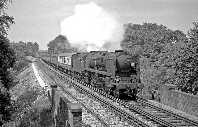 1966: 34008 Padstow