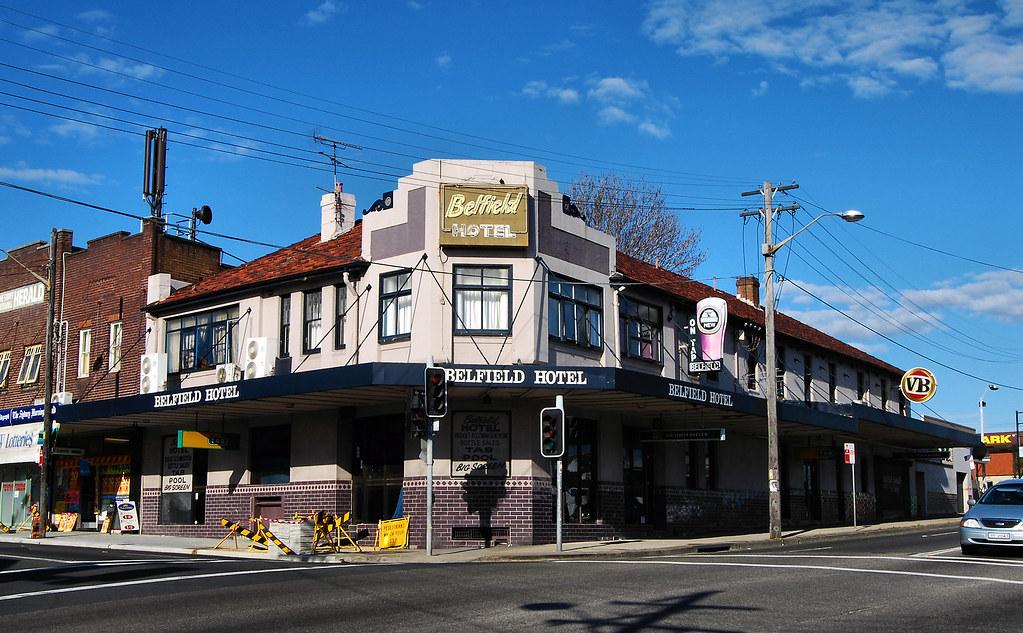 Belfield Hotel, Belfield, Sydney, NSW