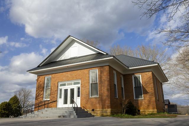 Bethlehem United Methodist Church, Overton Co, TN