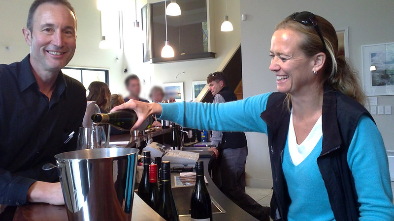 Wine tours with tasting in Central Otago