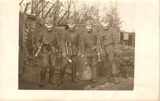 Winter in den Vosgesen 1915 #1