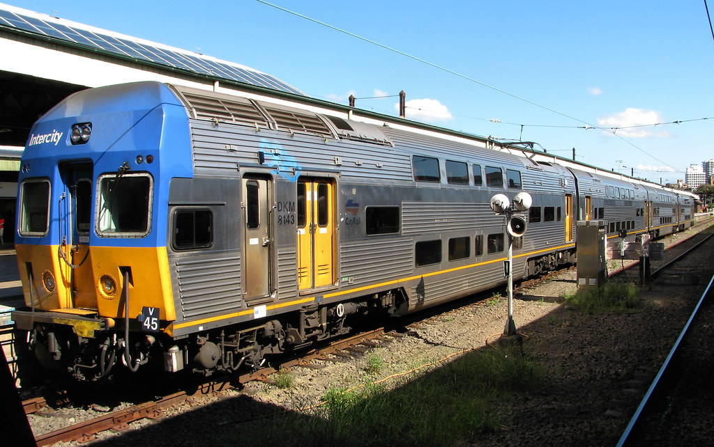 DKM, Central, Sydney, NSW by dunedoo