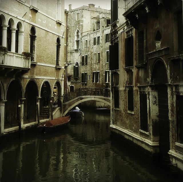 Venice . . . nostalgic Venice - IMG_9063