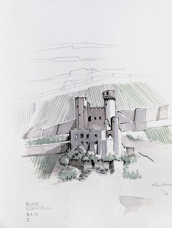 0901 Burg Ehrenfels