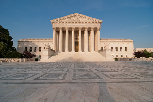 Supreme Court | by Mark Fischer