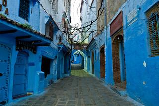 Chefchaouen Street